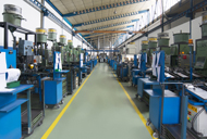 AMES Solsona manufacturing plant