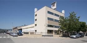 AMES Group Sintering en St. Feliu. Sede social y centro logístico
