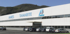AMES Tamarite sintering